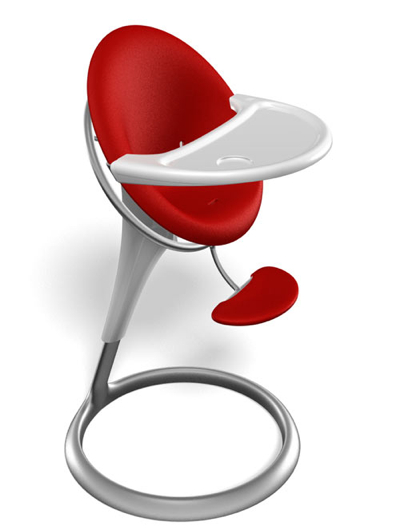 Boston Archives Yves Behar High Chair-001